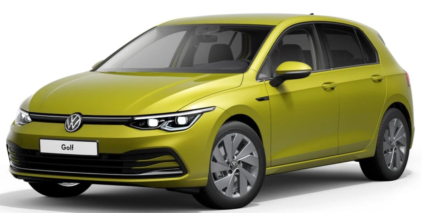 Nouvelle GOLF 8 (Provenance Luxembourg)