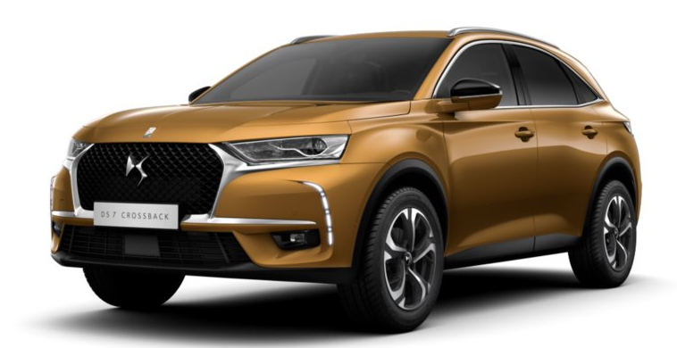 ds automobiles ds7 crossback so chic 1 5 bluehdi drive